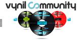 logo vinyl community