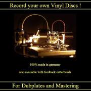 logo Vinyl recorder